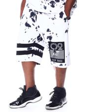 Born Fly - Miami Port Tie Dye Sweat Shorts (B&T)-2513301