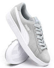Puma - Puma Smash V2 Suede Jr Sneakers (4-7)-2513682