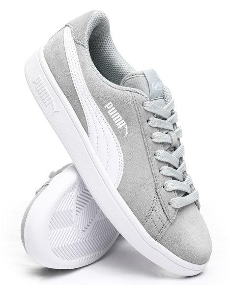Puma - Puma Smash V2 Suede Jr Sneakers (4-7)