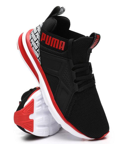 Puma - Enzo Repeat Logo Jr Sneakers (4-7)