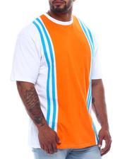 Big & Tall - Vertical Stripe Crew T-Shirt (B&T)-2509155
