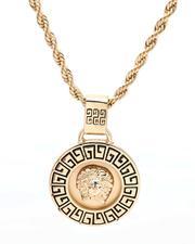 Jewelry & Watches - Medusa Rope Chain (Unisex)-2511225