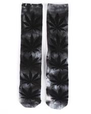HUF - Tie-dye Plantlife Socks-2511195