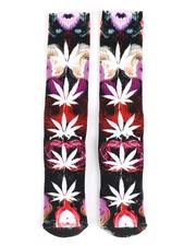 HUF - Digital Plantlife Socks-2511210