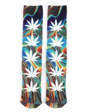HUF - Digital Plantlife Socks-2511221