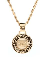 Fashion Lab - Last Supper Rope Chain (Unisex)-2511223