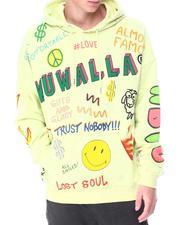 Kuwalla - Mash Up Hoodie-2513059