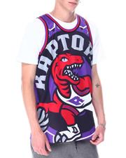 NBA, MLB, NFL Gear - RAPTORS BIG FACE FASHION TANK-2513287