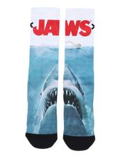 ODD SOX - Jaws Cover Crew Socks-2514099