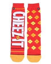 ODD SOX - Cheez It Crackers Crew Socks-2514101