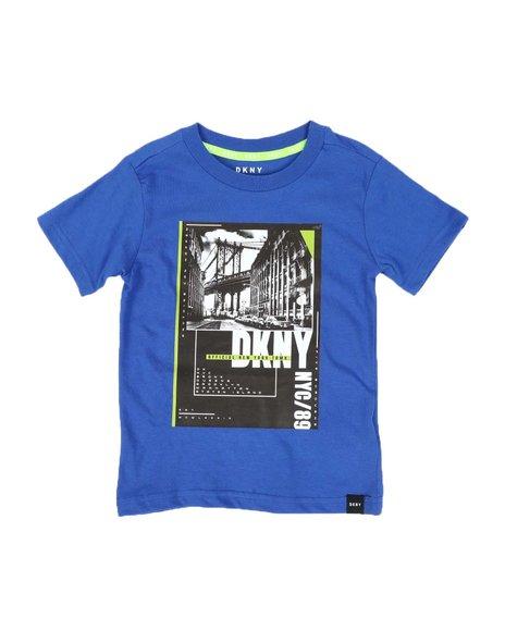 DKNY Jeans - Brooklyn Bridge Tee (4-7)