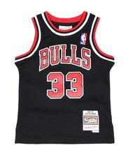 Mitchell & Ness - Swingman Jersey Chicago Bulls Alternate 1997-98 Scottie Pippen (4-7)-2514037