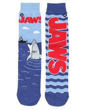 ODD SOX - Jaws Open Wide Crew Socks-2514095