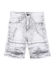 Shorts - Moto 5 Pocket Shorts (8-20)-2514151