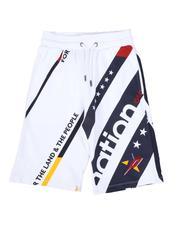 Shorts - Knit Shorts (8-20)-2514180