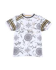 Boys - City Print Shirt (8-20)-2514312