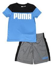 Boys - 2 Pc Performance Tee & Shorts Set (4-7)-2513807