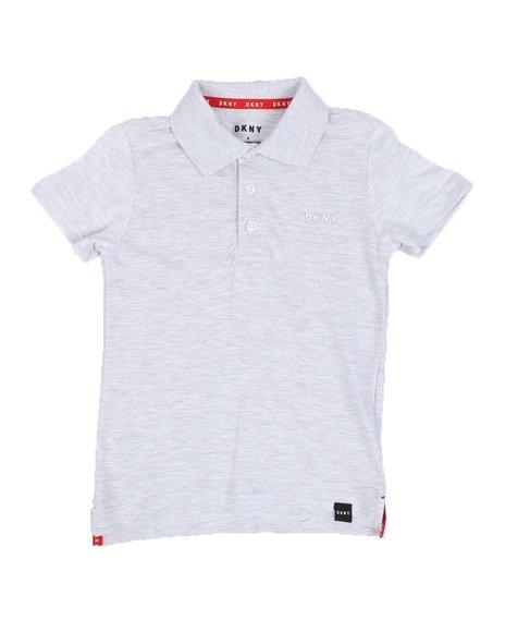 DKNY Jeans - Pique Polo (4-7)