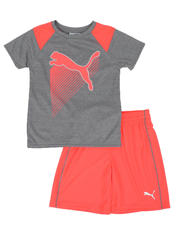 Sets - 2 Pc Performance Tee & Shorts Set (4-7)-2513875