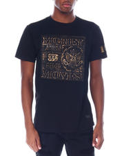 Buyers Picks - Money Moves Brushed Foil Tee-2514513