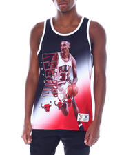 Mitchell & Ness - BULLS Behind The Back Tank - Scottie Pippen-2515718