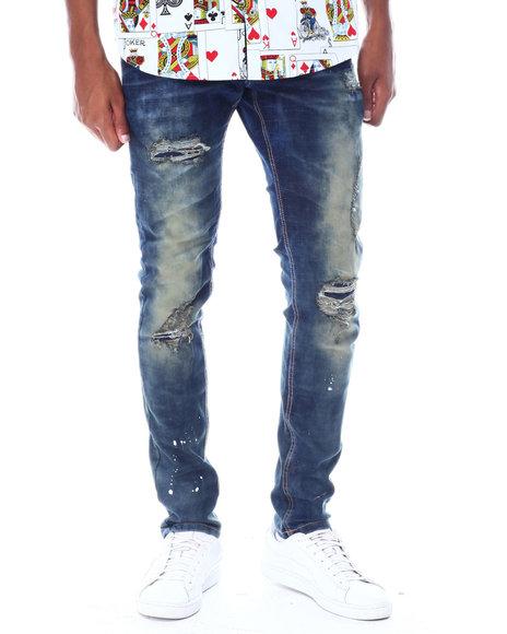 Copper Rivet - 4 year wash jean