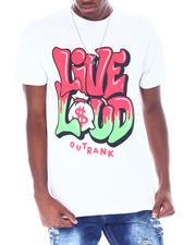 OUTRANK - Live Loud Tee-2514556