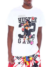 Hustle Gang - Honey 32 tee-2515189