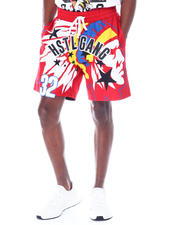 Hustle Gang - All Star Cheif Neo Short-2515415