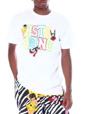 Hustle Gang - Jumbled SS Tee-2515780