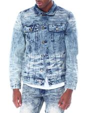Denim Jackets - Vintage Denim Jacket-2516448