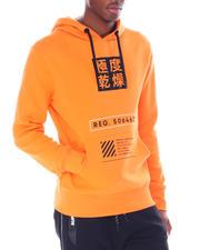 Men - Stacked Kanji Hoodie-2516238