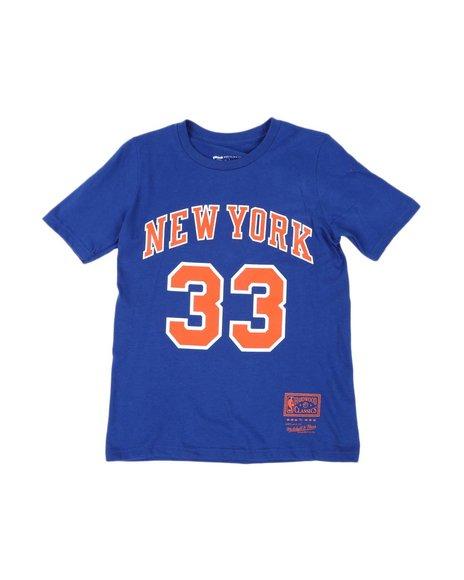 Mitchell & Ness - New York Knicks- Patrick Ewing Tee (8-20)
