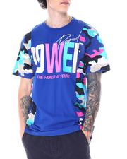 SWITCH - Power Side Camo Panel Tee-2515306