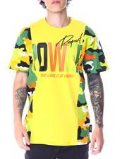 SWITCH - Power Side Camo Panel Tee-2515125