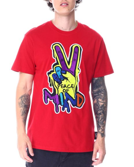 SWITCH - Peace of Mind Tee