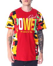 SWITCH - Power Side Camo Panel Tee-2515289