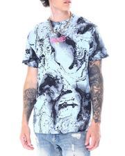 Shirts - Good Vibes Marble Tee-2514974