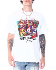 Hustle Gang - Late Night Boogie Tee-2515393