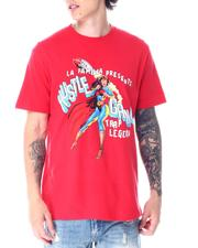 Hustle Gang - Hero Girl SS Tee-2515494