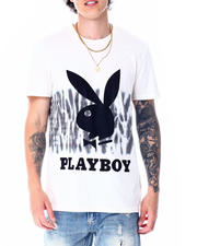 Stylist Picks - Playboy Tie Dye Tee-2516149