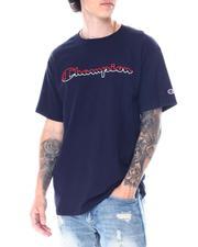 Shirts - Bi Color Script Logo Tee-2516465