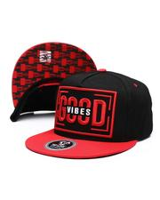 Hats - Good Vibes Snapback Hat-2514130