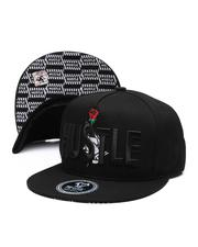 Hats - Hustle Praying Hand Snapback Hat-2514133