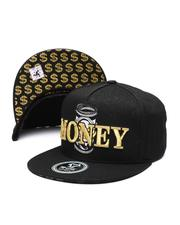 Hats - Money Roll Snapback Hat-2514138