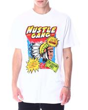 Hustle Gang - Comic Book Classic SS Tee-2515564