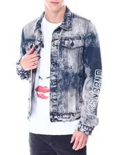 Denim Jackets - Rose Denim Jacket-2516476