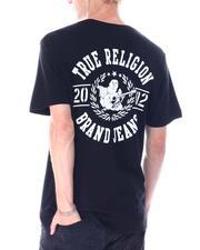 True Religion - LOGO CREW NECK-2518120