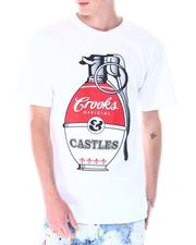 Crooks & Castles - Pop Art Grenade Tee-2518127