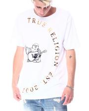 True Religion - HALF CIRCLE BUDDAH SS CREW Tee-2518134